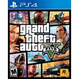 Grand Theft Auto V Gta V Ps4 Digital Gcp