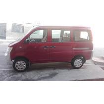 Minivan Changue Multiproposito 8 Pasajeros 2016 Nueva