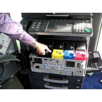 Fotocopiadora Kyocera Taskalfa 300ci La Mas Moderna Unika A3