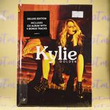 Kylie Minogue | Golden | Cd Libro Deluxe