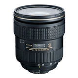 Lente Tokina At-x 24-70 Mm F /2.8 Pro Fx Nikon Ofertón !!!