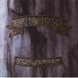 Bon Jovi - New Jersey Cd Made In Usa  Impecable, Excelente!!