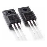 Transistor A2222 C6144 Originales Epson Unidad 8 S/