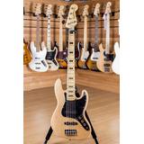Bajo De 5 Cuerdas Fender Squier Jazz Bass V