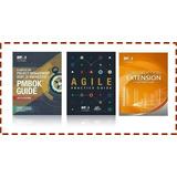 Pmbok 6ta Edición + Guide Practice Agile+extensión Español M