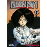Manga Battle Angel Alita Tomo 01 - Ivrea