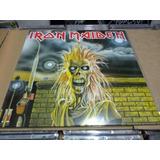 Iron Maiden Iron Maiden Nuevo Lp Oferta Wf