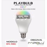 Foco Parlante Mipow Color Led Playbulb Bluetooh Android Ios