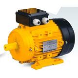 Motores Electricos Nuevos. 100% Bobina Cobre Glong