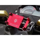 Soporte De Celular Para Moto 100% Aluminio