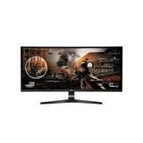 Monitor Lg 34uc79g  Curvo Ultrawide 21:9 Ips Gaming 144hz