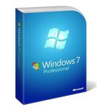 Licencia Original Window 7 Pro 32/64 Bits Professional