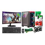 Computador Gamer I7 3.4ghz Geforce 1650 /ram 16gb  Ssd 480gb