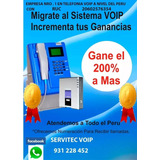 Telefono Publico Voip Linksys  Migrate 200% Provincia Envios