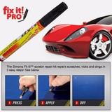Fix It Pro Lapiz Quita Repara Rayas Rayones De Su Auto Moto