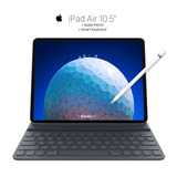 iPad Air 10.5 64gb Wifi + Lápiz + Teclado / Apple Pro 2019