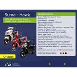 Sunra - Hawk (bateria De Litio)