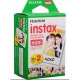 Papel Fujifilm Instax Mini 8 9 X20 Fotos