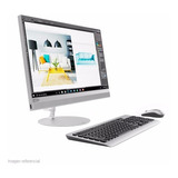 All-in-one Lenovo 520-22ikl 21.5 Fhd Intel Core I3-7100t 3.4