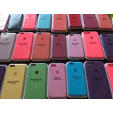 Case Silicona Iphone 5/5s 6/6plus 7/8 7/8plus/x + Mica Vidri