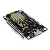 Nodemcu V3 Esp8266 Lua Wifi Ch340 Entrada Micro Usb Inc Igv