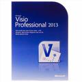 Visio Professional 2013 Licencia Original Para 1 Pc32/64bits