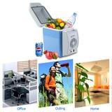 Refrigeradora Y Calentador 2 En 1 Portátil Auto Camioneta