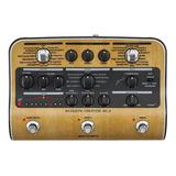 Pedalera Multiefecto Guitarra Acustica Zoom Ac3 Delay Echo