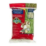Heno Timothy Grass Natural 300gr Alimento Conejos M/usa
