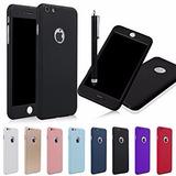 Funda Case Protector 360 Iphone 6 ,6 Plus ,7 , 7 Plus + Mica