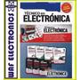 Manual Técnico En Electrónica Circuitos, Reparacion + Videos