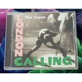 The Clash, Cd 'london Calling' Eu Como Nuevo (cd Stereo)