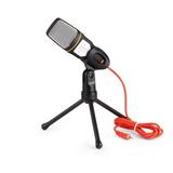 Microfono Condensador Profesional Youtuber Pc Laptop Celular