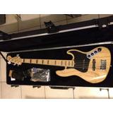 Bajo Fender American Standard