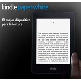 Amazon Kindle Paperwhite 7ma Sin Publicidad + Regalo