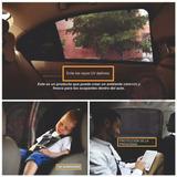 Tapasol Para Auto Con Protección Uv En Ventanas Posteriores