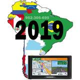 Actualización De Gps Garmin Perú Argentina Chile Brasil Usa