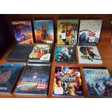 Liquidación Películas Blu Ray Dvd 4k Uhd Steelbook Nuevo