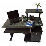 Escritorio Para Oficina / Mueble De Computo Con Diseño