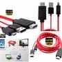 Cable Adaptador Micro Usb Mhl & Usb A Hdmi Full Hd 1080p