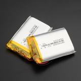 Bateria Recargable Polímero Litio (lipo) 3.7v-1ah,2ah
