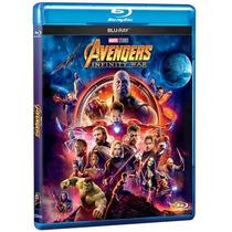 Avengers: Infinity War - Blu-ray En Stock!