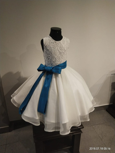 41b0504cb Vestidos Para Niña Importado Todas Las Tallas De 2 A La 16