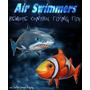 Pez Volador A Control Remoto Nemo & Tiburon Precio De Promo