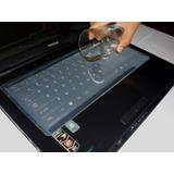 Protector De Teclado Laptop 15.6 Universal Toshiba Dell Asus