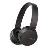 Audífonos Sony Bluetooth Ch500 (negro)