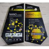 Vidrio Templado Liquido 4d 9h  Anti Agua Nano Hi Tech Iphone