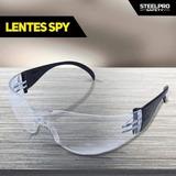 Lentes De Seguridad Steelpro Spy Protección Visual