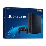 Ps4 Play Station 4 Pro 1tb