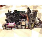Placa Ecs 865g-m8  Procesador Pentium 4 3 Ghz 2 Gb Memoria